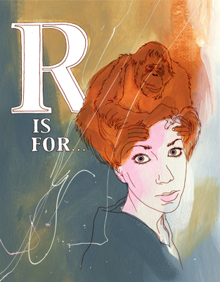 R is For Ranga