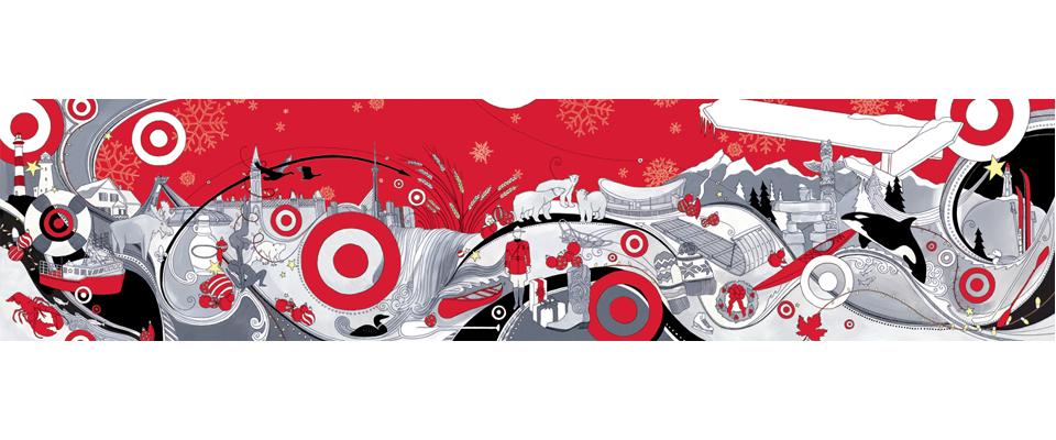 Target Holiday Road Trip